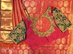 Shopzters   13 Latest Blouse Designs From Arvi, Made Just For You!