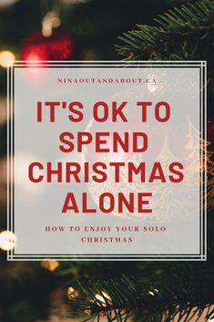 Initially, I dreaded spending Christmas alone. Now I have some tips for you on how to enjoy spending Christmas alone. Packing Tips For Travel, Travel Essentials, Travel Ideas, Luxury Travel, Travel Usa, Spending Christmas Alone, Travel Movies, Alone Quotes, International Travel Tips