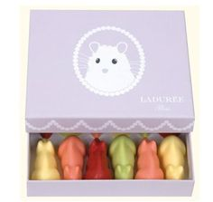 LAUDREE  Mice you can love Thaby, Paola. So cute!