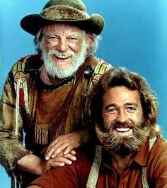 Grizzly Adams, starring Dan Haggerty as Grizzly Adams, and co-starring Denver Pyle. Loved this show, especially the bear and seeing all the other wildlife every episode.