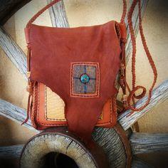 RUST NEVER DIES 3 pocket Deerskin Leather by pradoleather on Etsy