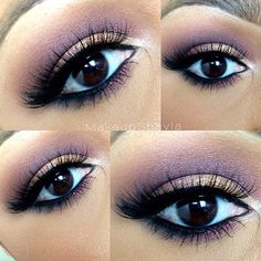 Light purple look!!