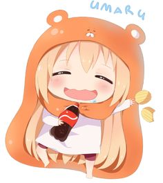 No larger size available Loli Kawaii, Kawaii Chibi, Cute Chibi, Kawaii Anime, Otaku, Manga Anime, Anime Art, Anime Chibi, Himouto Umaru Chan
