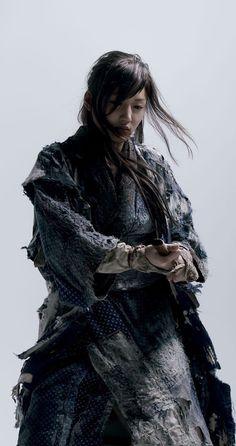 F&O Fabforgottennobility - Katana Samurai Poses, Female Samurai, Samurai Art, Samurai Warrior, Character Inspiration, Character Art, Character Design, Flame In The Mist, Sword Poses