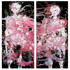 """Saatchi Online Artist: Jake Kelley; Latex Paint, 2012, Painting """"My River Runs To Thee"""""""