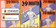 El 17 de diciembre de 2017, a las 11h, tendrá lugar la 39 Media Maraton Sevilla Los Palacios 2017 Posiblemente de las mejores medias de Sevilla. #mediasevillalospalacios #mediamaratonlospalacios #lospalacios2017 Comic Books, Comics, Cover, December 17, Hobbies, Racing, Palaces, Tights, Cartoons
