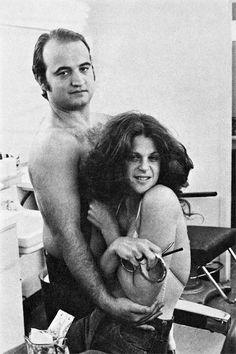 John Belushi & Gilda Radner