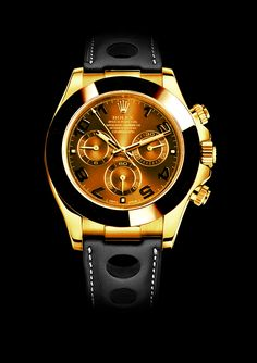 Rolex Daytona - an artistic interpretation in Photoshop by Niklas.