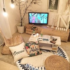 - Best ideas for decoration and makeup - Living Room Decor, Bedroom Decor, Deco Studio, Interior Decorating, Interior Design, Aesthetic Room Decor, Dream Rooms, My Room, Room Interior