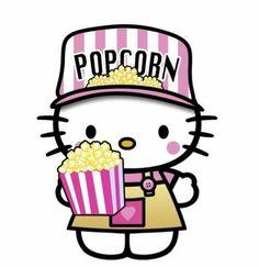Hello Kitty / Pop-Corn