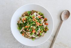 thai chicken quinoa