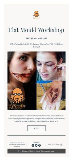 Flat Mould Workshop Halloween Face Makeup, Workshop, Flats, Toe Shoes, Atelier, Flat Shoes, Ballerinas, Apartments
