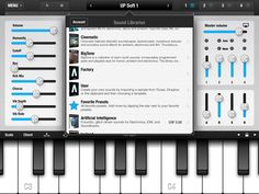 iOS and Music (Producing, Live etc.): Alchemy Mobile neues Feature: Eigene Libraries und...