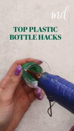 Diy Crafts Hacks, Crafts To Make And Sell, Diy Home Crafts, Plastic Bottle Crafts, Plastic Bottles, Everyday Hacks, Useful Life Hacks, Craft Activities For Kids, Recycled Crafts