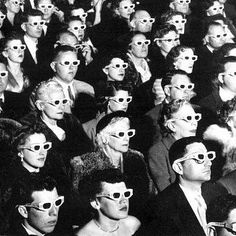 Film en 3d en 1960