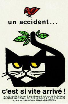 Cats in Art, Illustration and photography: Celestino Piatti