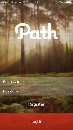 Path-real-pixels-login