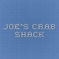Joe's Crab Shack-Fort Myers