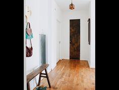 ***Narrow Bench for entrance way (place further along if using something like this).***  Bildgalleri - Inredning, inspiration, möbler, design och trädgård – Hus & Hem