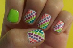 My #nailart made it to the final round of Rite Aid's #NailExtravaganza! Vote for me & I could win a $500 Rite Aid gift card!  http://www.riteaidnails.com/entry/rainbow-dots/