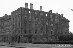 Po II. svetovej vojne. Zničený dom na Trnavskom mýte Bratislava, Nostalgia, Arch, Multi Story Building, Times, Dom, Inspiration, Retro, Cities