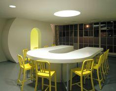 ANGRY MONKEY OFFICES / Jensen Architects/Jensen & Macy Architects