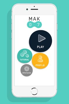 Mak07 is the game that makes math fun! Available for android and iOS devices. #mak07