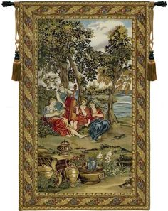 Concerto Tapestry Wall Hanging
