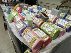 craft fair by Milk & Honey Naturals, via Flickr