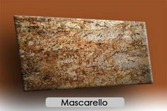 granite mascarello