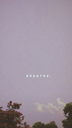 Keep breathing discovered by 𝙑𝙖𝙡𝙚𝙧𝙞𝙖𝙣 on We Heart It Iphone Wallpaper Tumblr Aesthetic, Aesthetic Pastel Wallpaper, Aesthetic Backgrounds, Aesthetic Wallpapers, Wallpaper Sky, Iphone Background Wallpaper, Wallpaper Quotes, Wallpaper Patterns, Retro Wallpaper