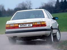 Audi 200 1984