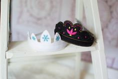 Elsa Crown Anna Crown Headband Frozen Headband by JustKnottedSC, $7.00