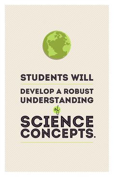 Science Classroom Student Goals Posters 8 in by IllustriousStudio