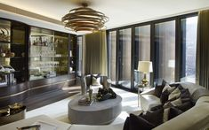 Conceived by the Candy brothers, the 86 apartments in London's One Hyde Park   are among the world's most expensive homes.