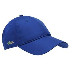 Lacoste   Lacoste Taffeta Adjustable Cap   Caps and Hats Lacoste, Sandálias  De Dedo, 1ed4ec887e