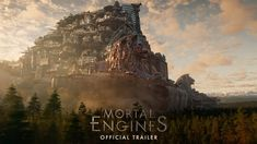 Universal Pictures has released the new Mortal Engines trailer for director Christian Rivers and co-writer/producer Peter Jackson's adaptation of the British series of novels. Jackson, New Trailers, Movie Trailers, Hobbit, Film Science Fiction, Mortal Engines, Trailer Oficial, Adventure Film, Animaux