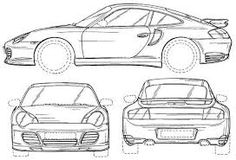 Image Result For Free Sports Car Blueprints