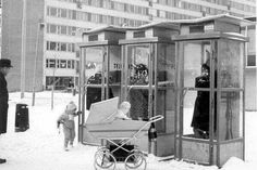 Telephone Booth, Vintage Phones, Bratislava, Socialism, Baby Accessories, Czech Republic, Vintage Images, Prague, Romania