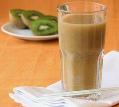 THERMOMIX: Suco detox de kiwi