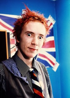 Image result for Young John Lydon