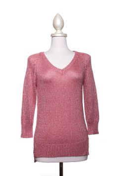 Dressing Your Truth - Type 2 Sweet Nothings Sweater