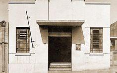 Casa Bancária Almeida e Cia., Pompeia, SP, antes da transformação em Banco Brasileiro de Descontos S.A.