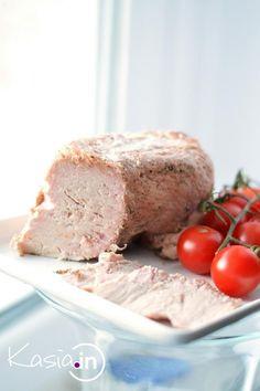 Delikatna i bardzo smaczna polędwica w rozmarynie, idealna na kanapki. Ham, Food To Make, Pork, Appetizers, Breakfast, Recipes, Breads, Dinners, Kale Stir Fry
