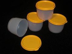 Tupperware Snack Cups. Set of four with Goldenberry Seals, http://www.amazon.com/dp/B000CQXYCS/ref=cm_sw_r_pi_awd_nfj1rb185MTPX