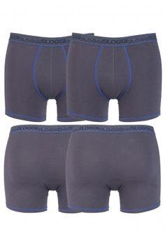 Sloggi Rocks Cotton Boxer Shorts  £23.99