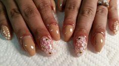 Sasha's nails by Helen.