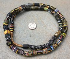 African Trade BeadsVintage Venetian Glass Beads65 by RedEarthBeads