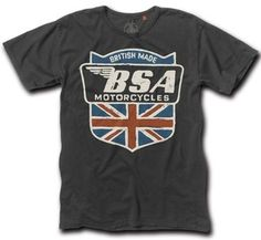 BSA T shirt by Last Match Design and Manufacturing