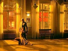 Richard Gere and Jennifer Lopez in Shall We Dance